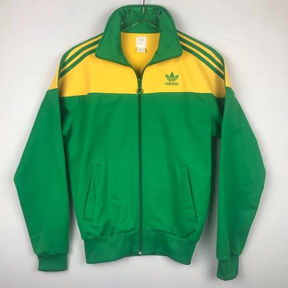 061414df9810 adidas Other - Retro Adidas Trefoil Oregon Ducks Jacket S